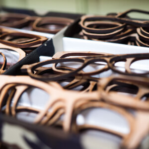 Bespoke Spectacles templates
