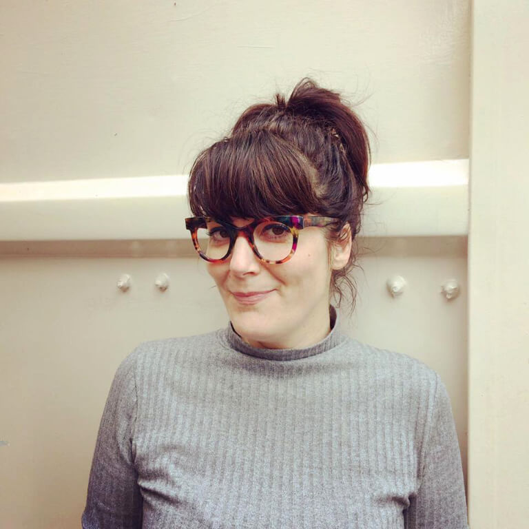 Natalie Edwards of Worshipful Spectacles