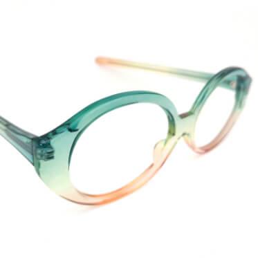Bespoke handmade spectacles